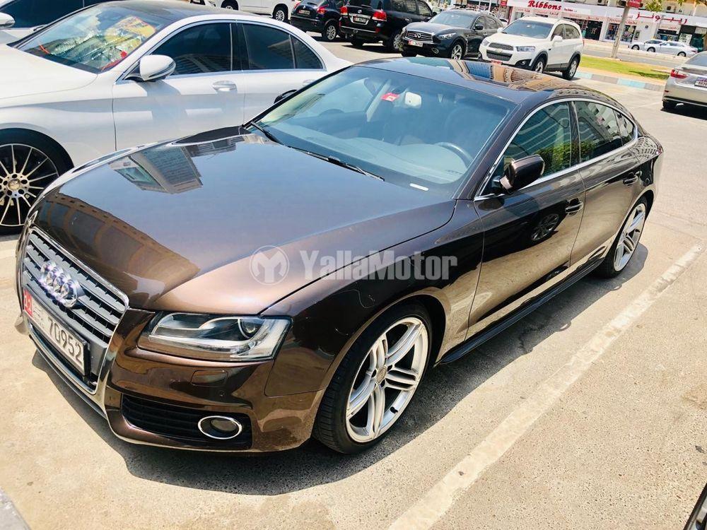 Used Audi A5 Sportback  2.0L (225 HP)  2012