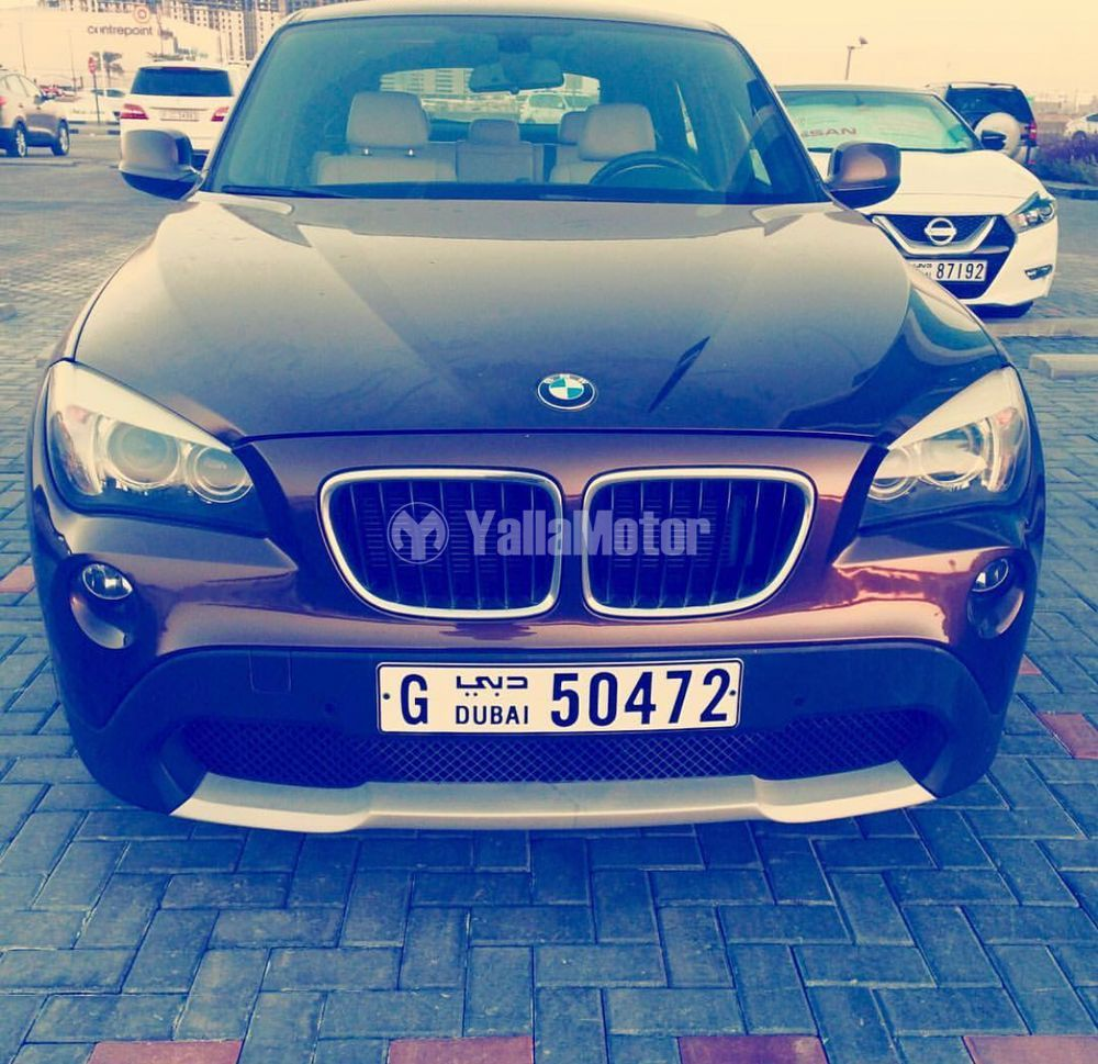 Used BMW X1 xDrive 25i 2011
