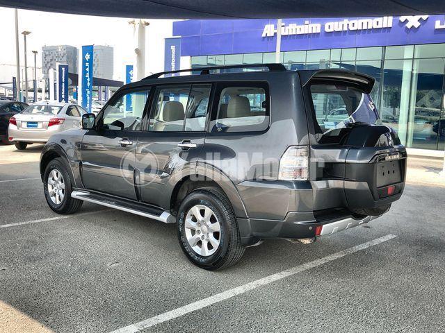 Used Mitsubishi Pajero 2016