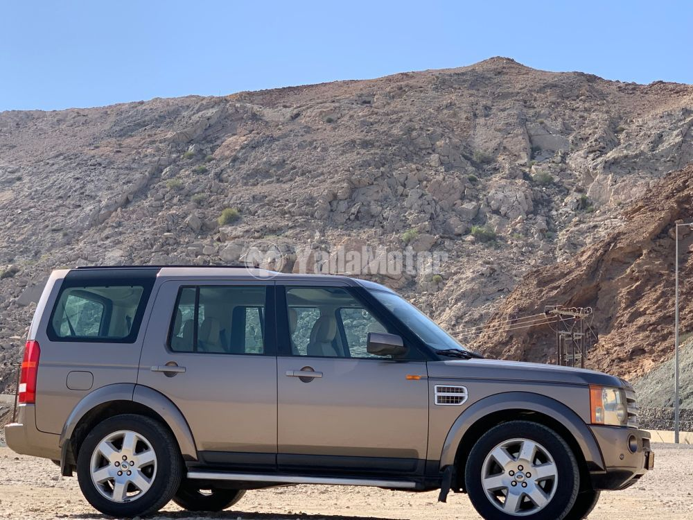 Used Land Rover LR3 2005