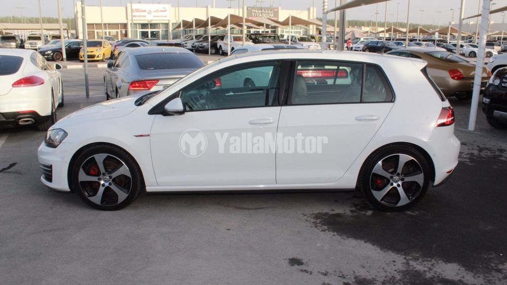 Used Volkswagen Golf GTI 2016