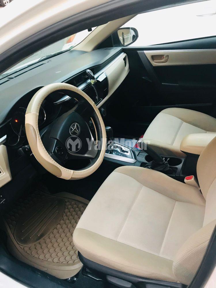 Used Toyota Corolla 1.6L XLI 2014