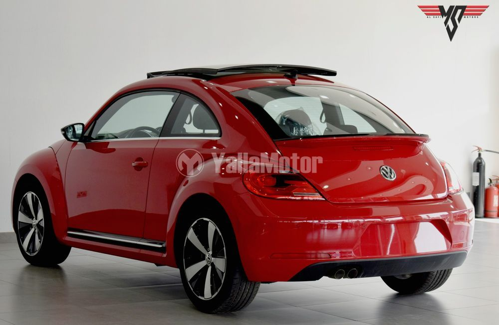 New Volkswagen Beetle Hatchback 2.0 2015