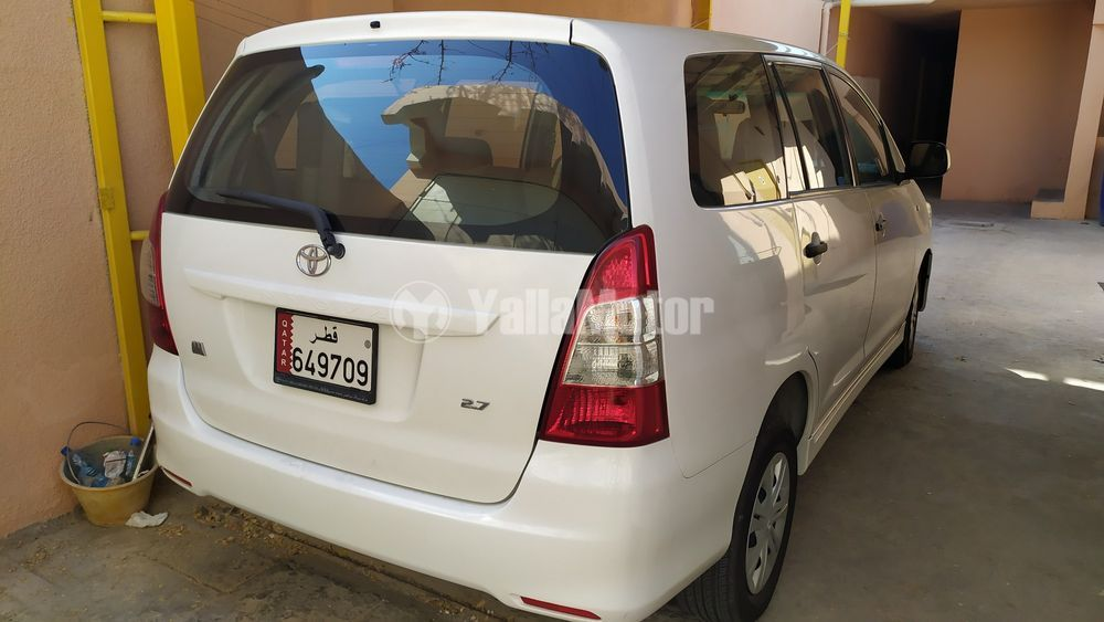 Used Toyota Innova 2.7L GL 2015