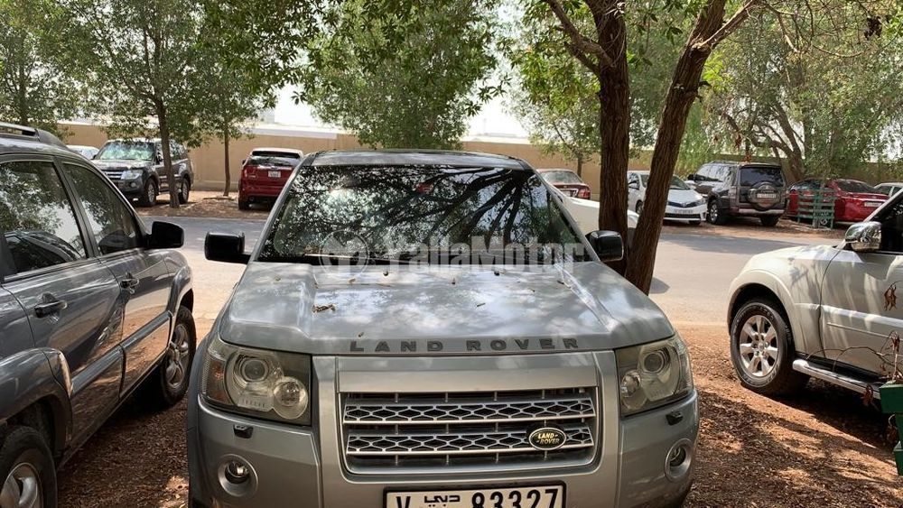 Used Land Rover LR2 HSE 2008