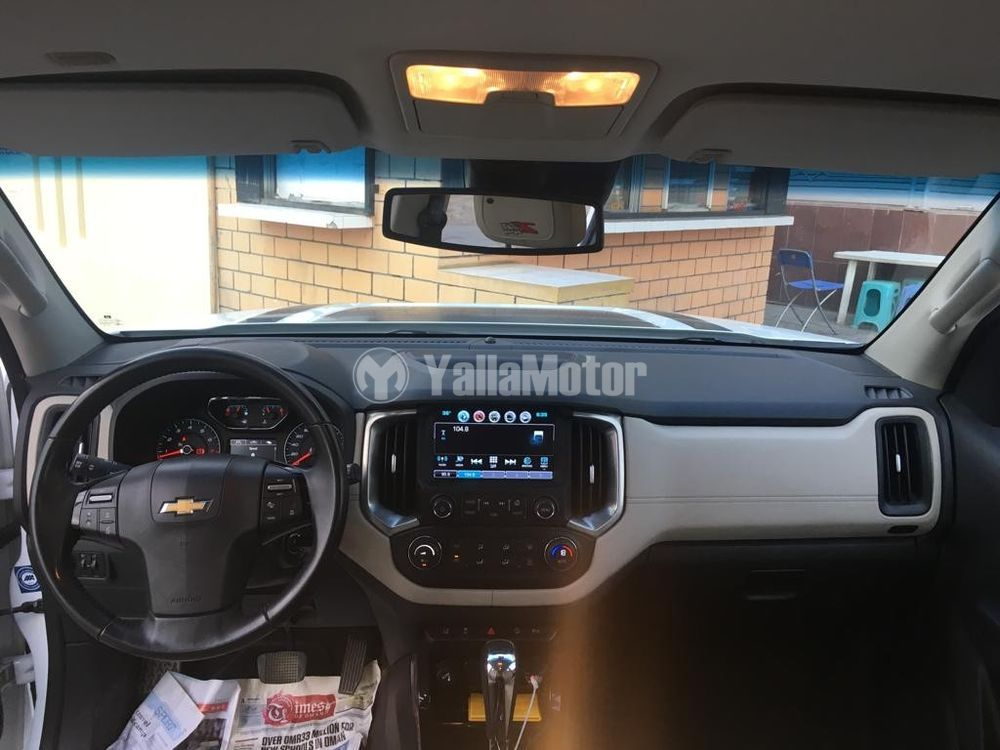 Used Chevrolet Trailblazer LT 4WD Z71 2017