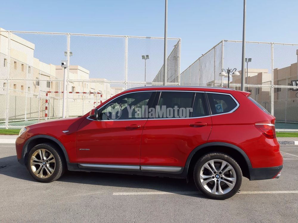 Used BMW X3 xDrive 28i 2015