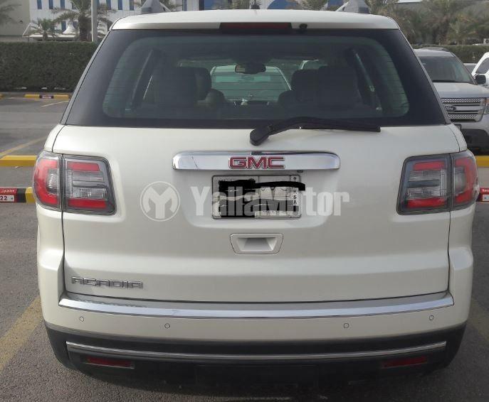Used GMC Acadia 3.6L All Wheel Drive 2014