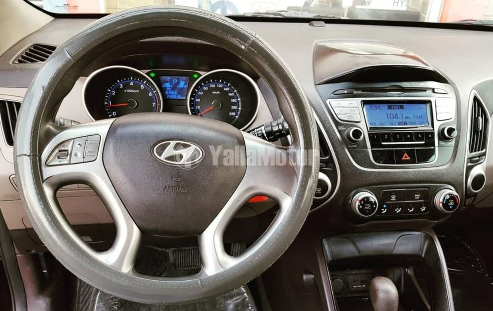 Used Hyundai Tucson 2012