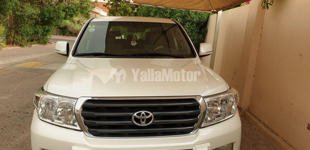 Used Toyota Land Cruiser 2008