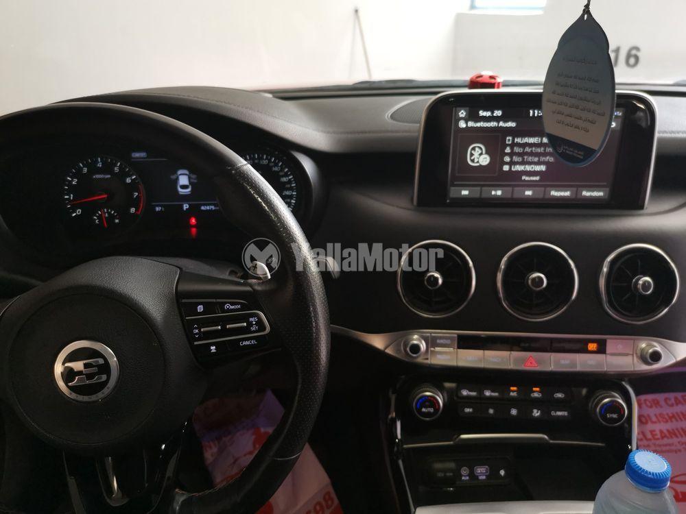 Used Kia Stinger 3.3T AWD Full Option 370 PS 2018