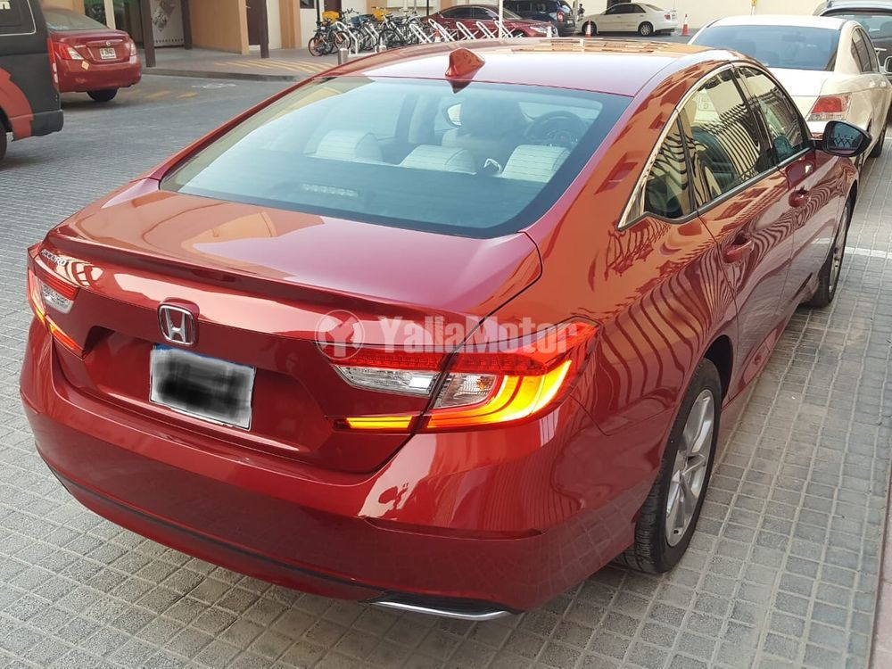Used Honda Accord 2018