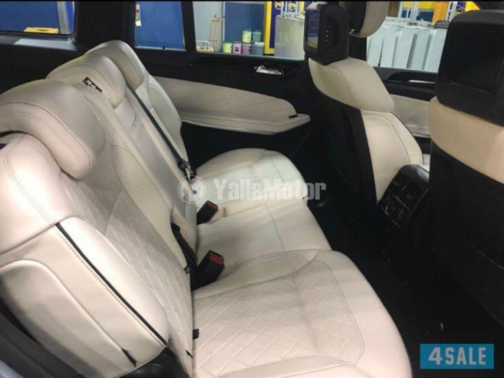 Used Mercedes-Benz GL-Class GL 500 2014