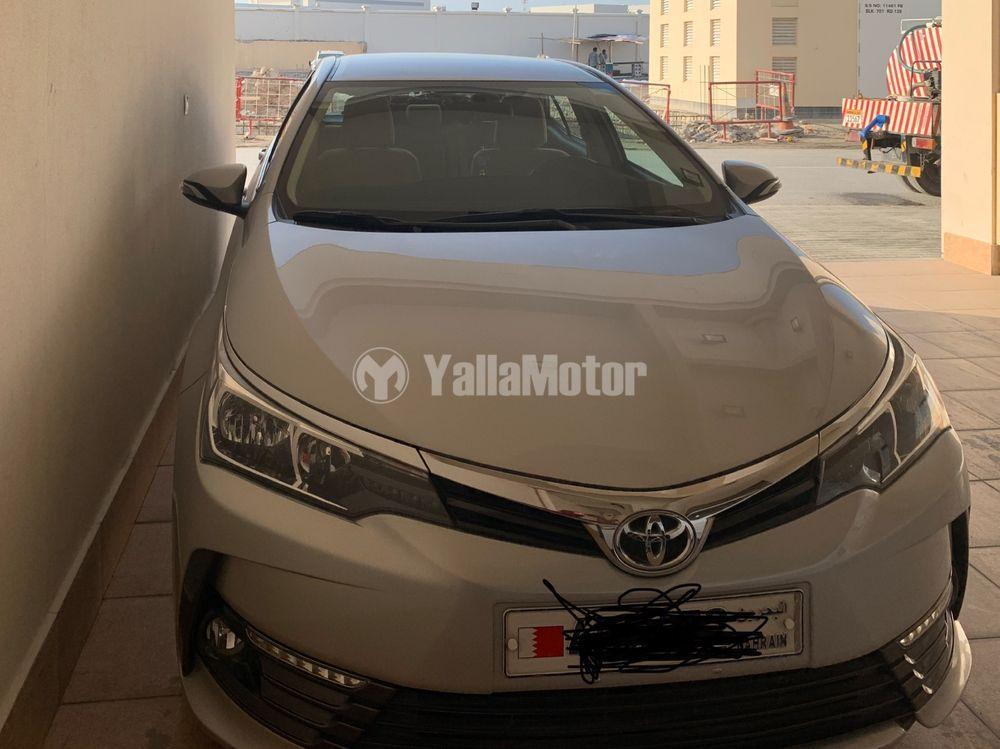 Used Toyota Corolla 2.0L XLI 2018
