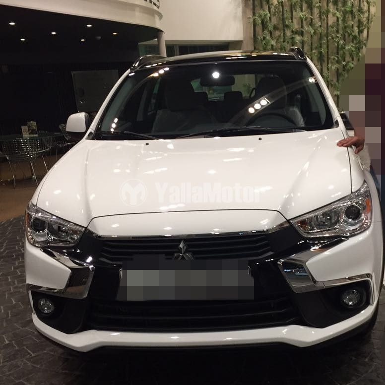 Used Mitsubishi ASX 2WD 2017