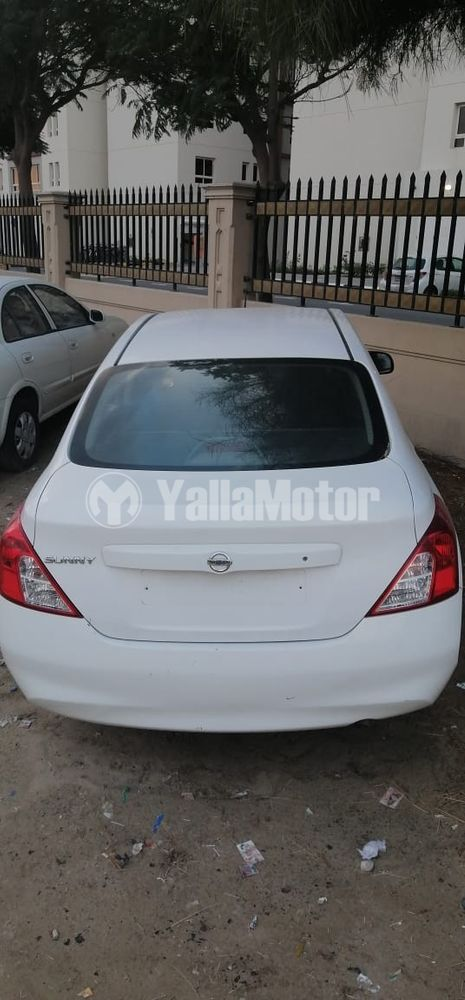 Used Nissan Sunny 1.5 SL 2012