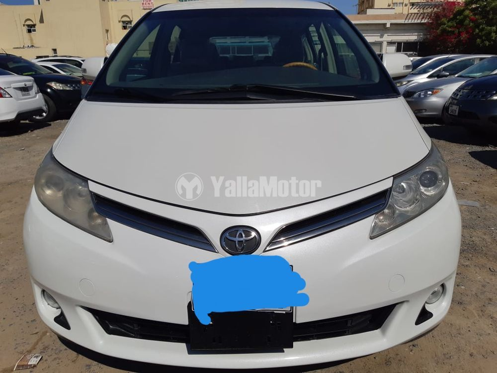 Used Toyota Previa 2011