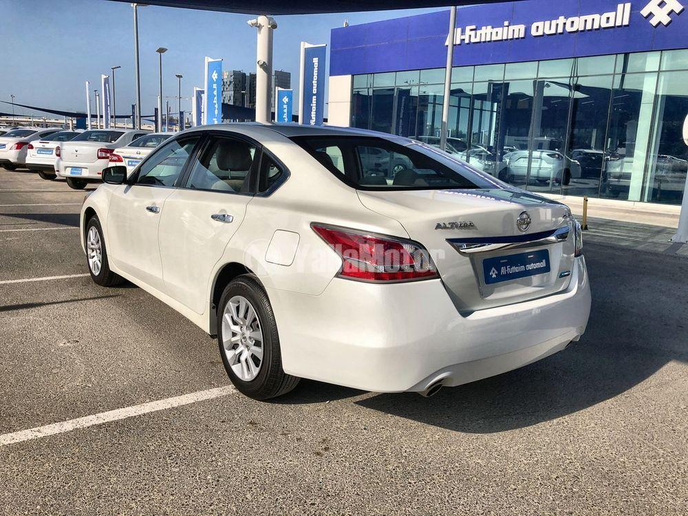 Used Nissan Altima 2015