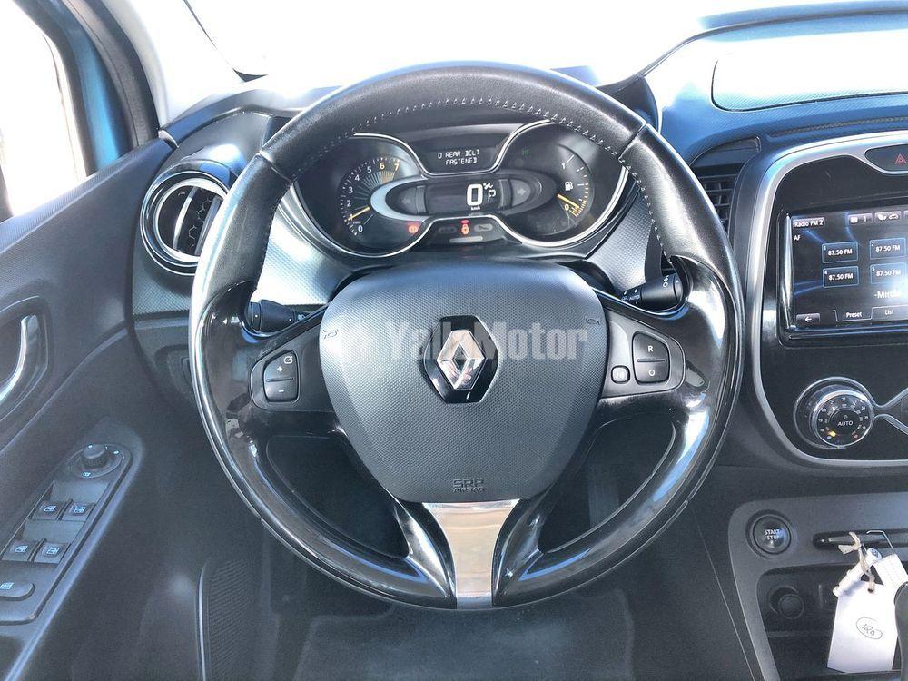 Used Renault Captur 2016