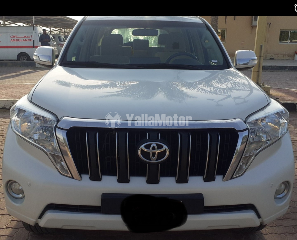 Used Toyota Land Cruiser Prado 4.0L GXR 2016