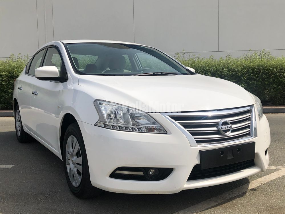 Used Nissan Sentra  1.6L S 2014