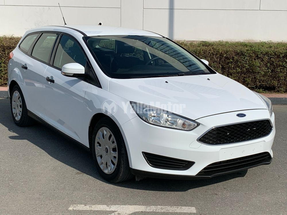 Used Ford Focus 1.6L Hatchback 2015