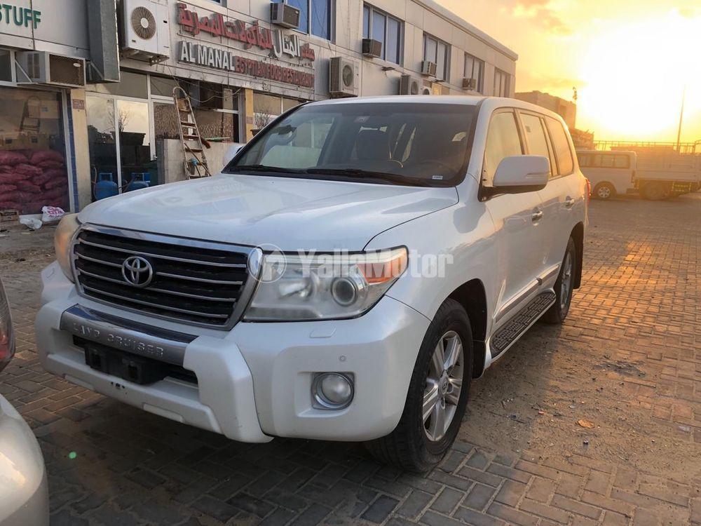 Used Toyota Land Cruiser  4.6 EXR 2013