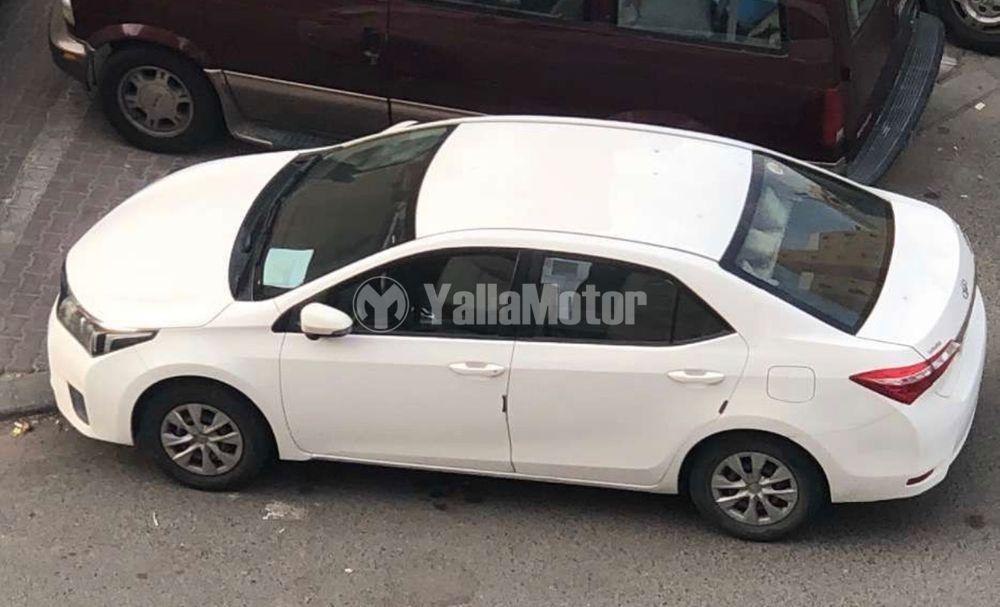 Used Toyota Corolla 1.6L Basic 2015