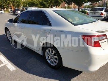 Used Toyota Camry S 2014