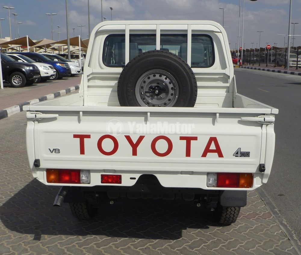 New Toyota Land Cruiser Pick Up 4.5L Double Cabin Diesel M ...