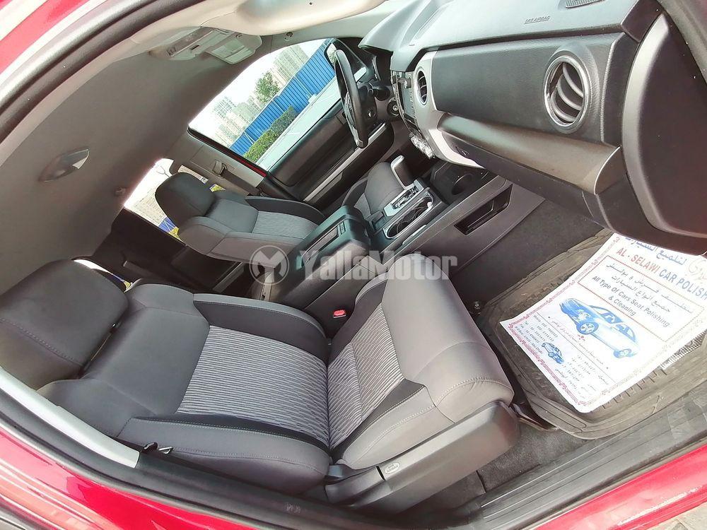 Used Toyota Tundra Crewcab TRD SR5 2014