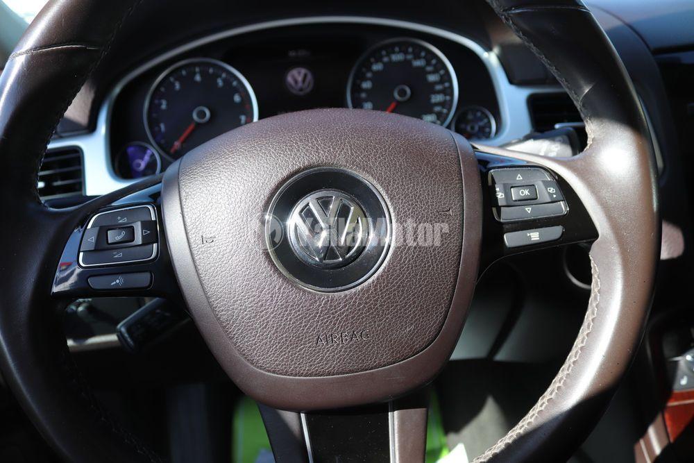 Used Volkswagen Touareg 3.6L R-Line 2015