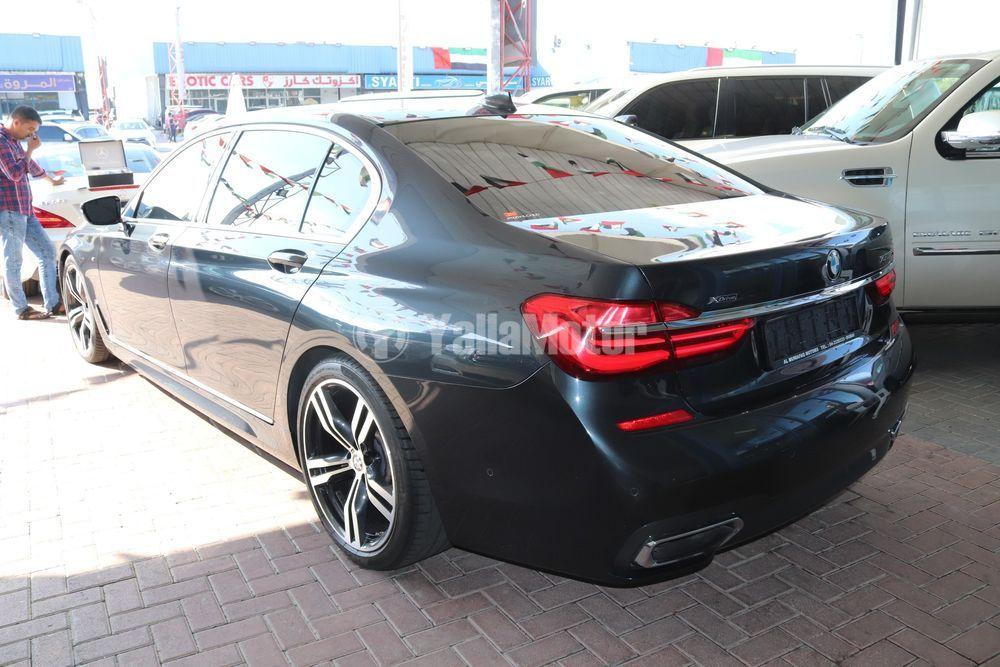 Used BMW 7 Series 750Li 2016