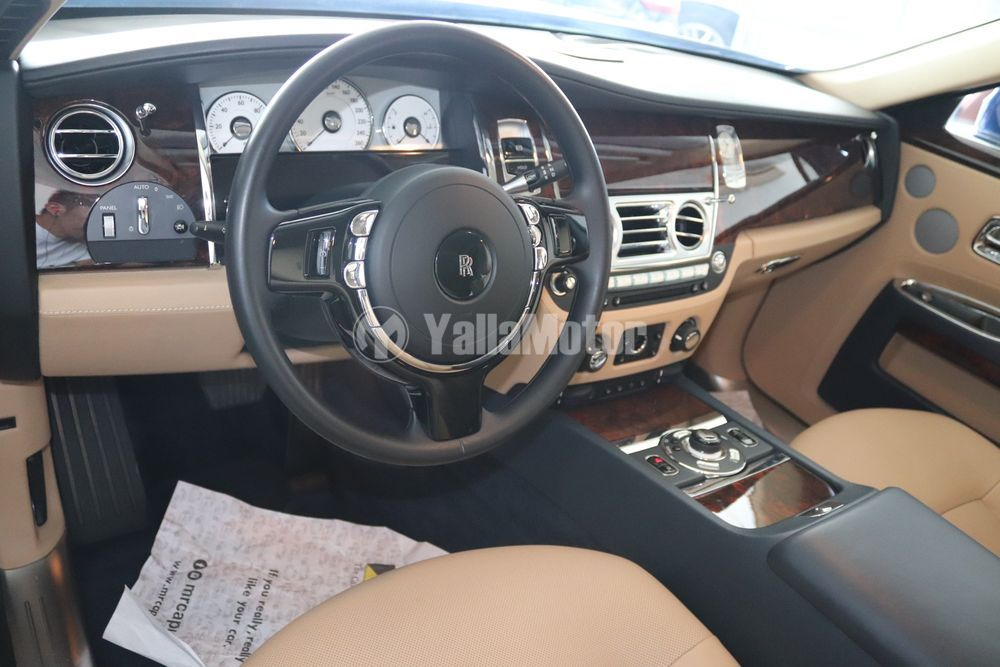 Used Rolls Royce Ghost 2014