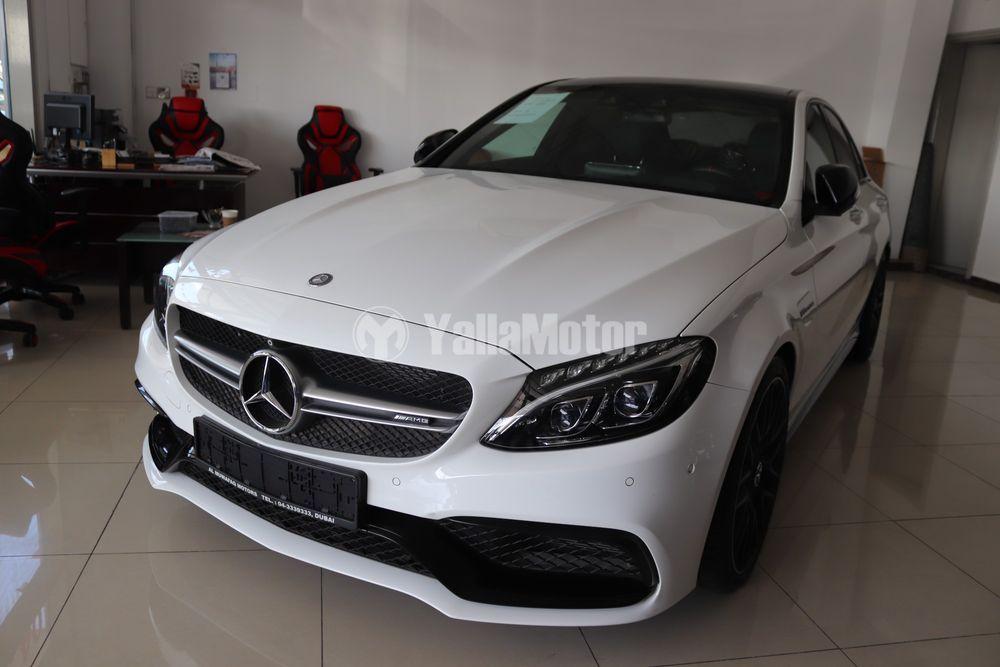 New Mercedes-Benz C 63 AMG  S 2016
