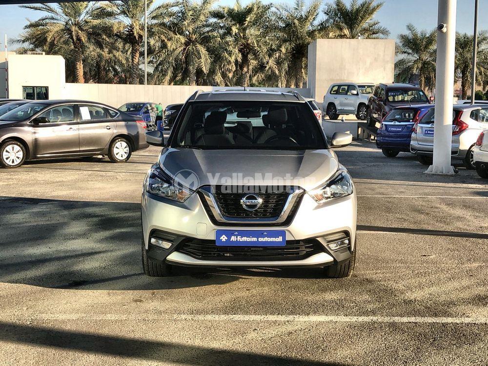 Used Nissan Kicks 2018