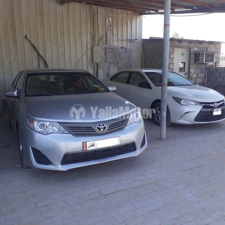 Used Toyota Camry 2.5L SE 2012