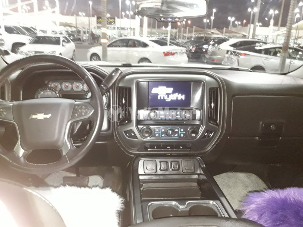 Used Chevrolet Silverado 1500 LTZ Z71 2016