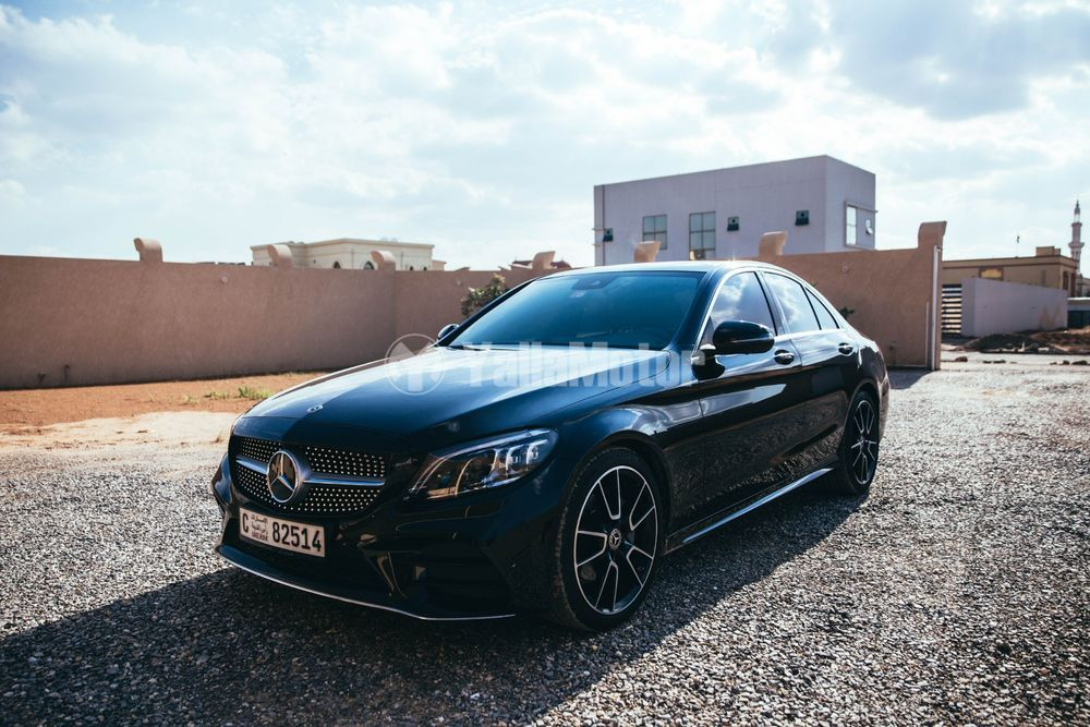 Used Mercedes-Benz C-Class C 200 2019