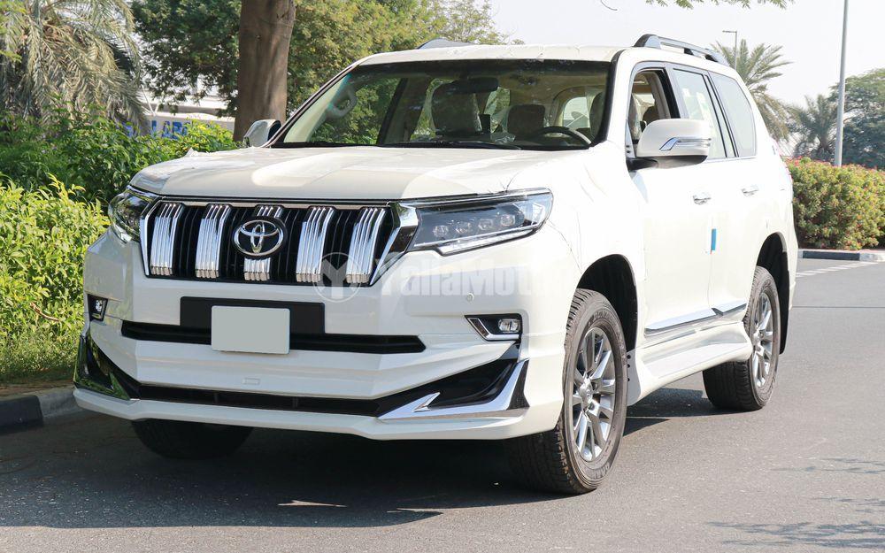 New Toyota Land Cruiser Prado 4.0L VXR 2018