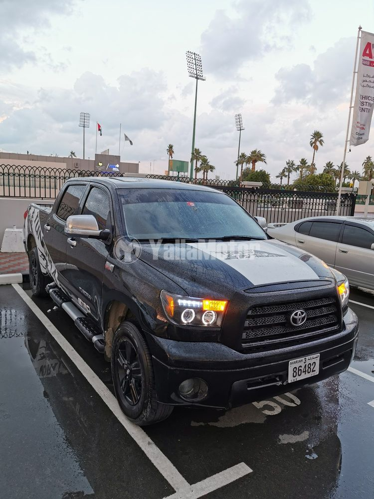 Used Toyota Tundra TRD 4x4 Off Road 5.7 Force 2007