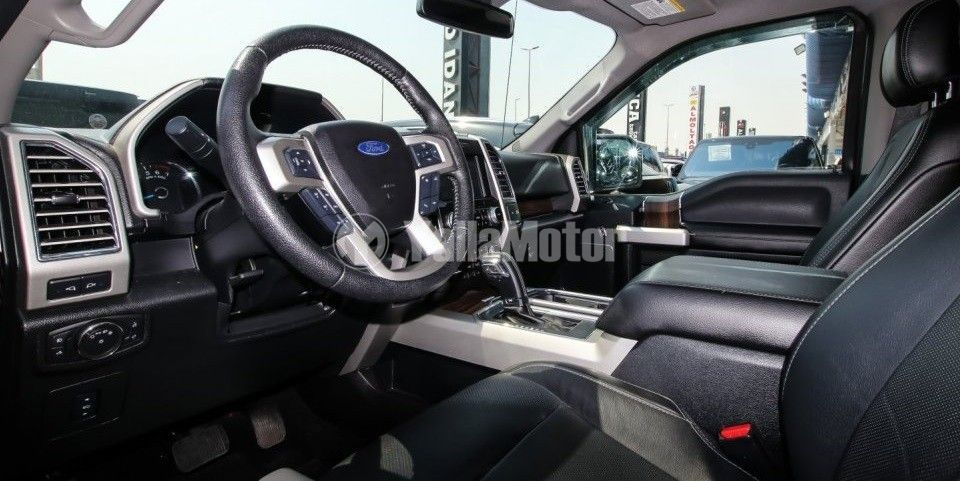 New Ford F-150 2017