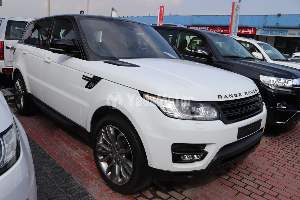 Used Land Rover Range Rover Sport SC Dynamic 2014