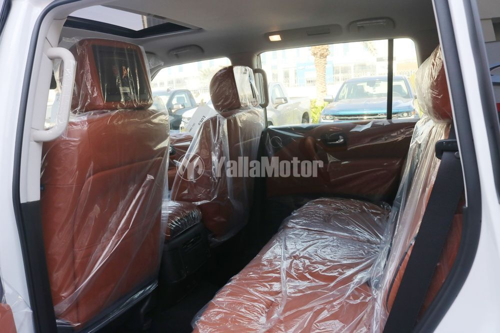 New Nissan Patrol PLATINUM 2020