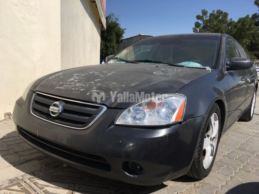 Used Nissan Altima 2.5S 2005