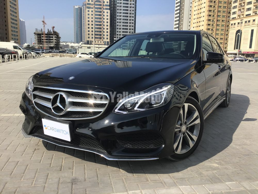 Used Mercedes-Benz E-Class Coupe 2014
