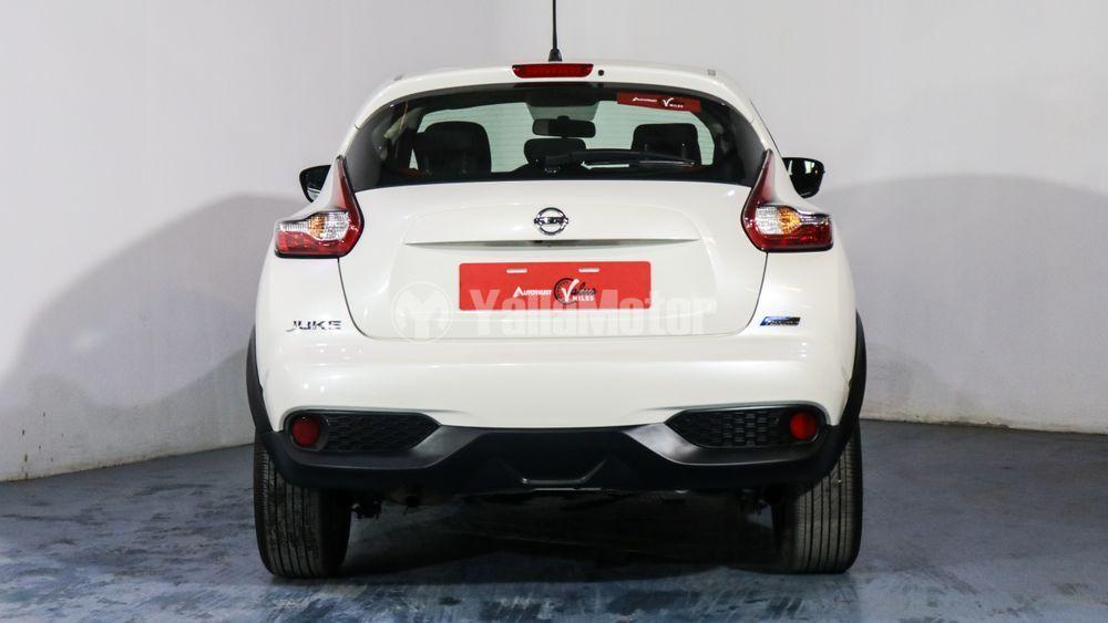 Used Nissan Juke 2015