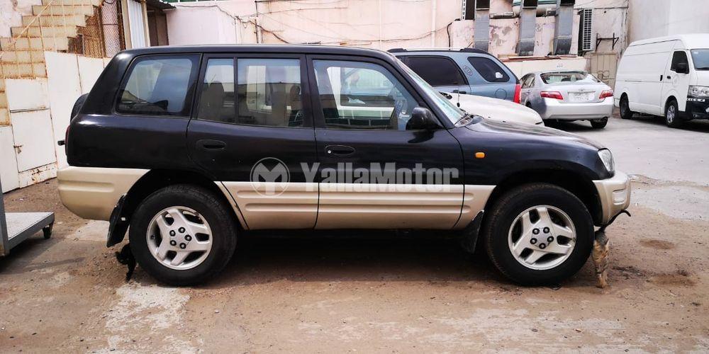 Used Toyota Rav4 2.5L 4WD VXR 1998