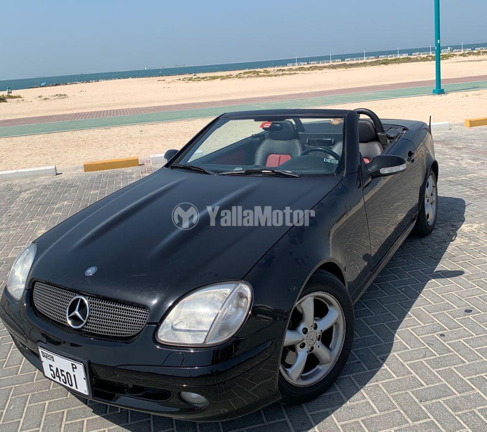 Used Mercedes-Benz SLK-Class 2002 (964459)