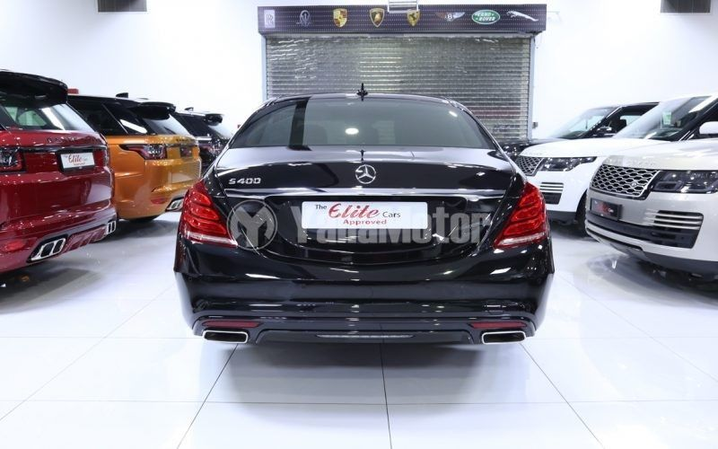 Used Mercedes-Benz S-Class 2016